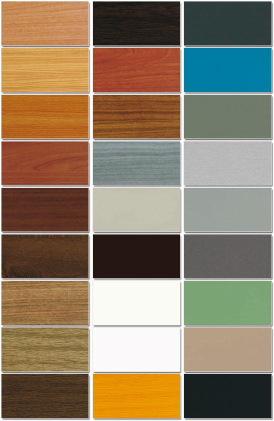 Colori PVC