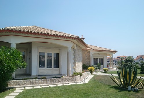 villa finestre